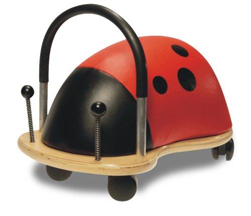Wheely Bug - Marienkäfer klein (Bug-spielzeug Für Jungen)