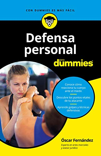 Defensa personal para Dummies por Oscar Fernández Sánchez