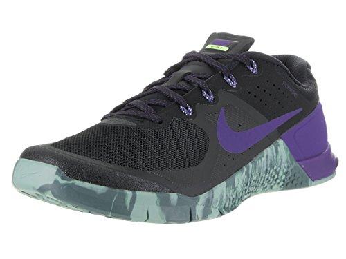 Nike Herren 819899-006 Turnschuhe Schwarz