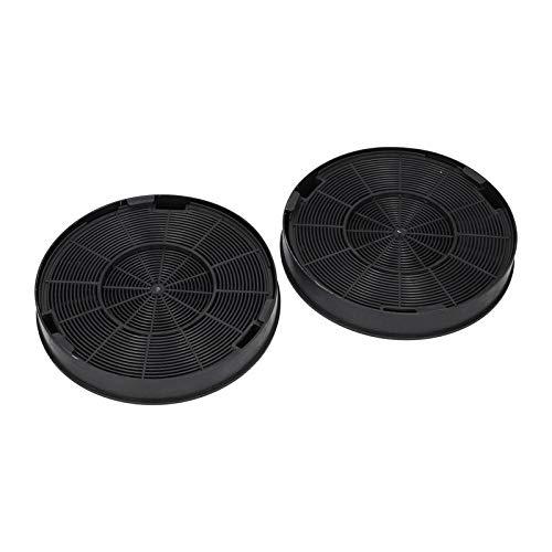 2 x filtro carbón activo Filtro carbón Bosch 00748732