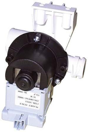 ARTHUR MARTIN ELECTROLUX FAURE - pompe de vidange pour lave linge ZANUSSI