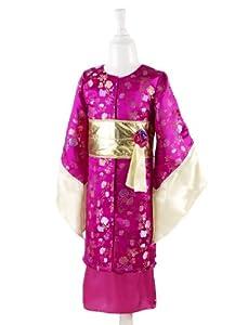 Souza for Kids 267 - Disfraz de japonesa para niña (4 años) (talla 98 a 104 cm)