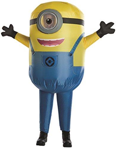 es Minions Kostüm für Kinder Einheitsgröße (Minion Kostüme Boy)
