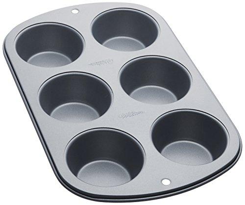 Molde para 6 cupcakes - Wilton