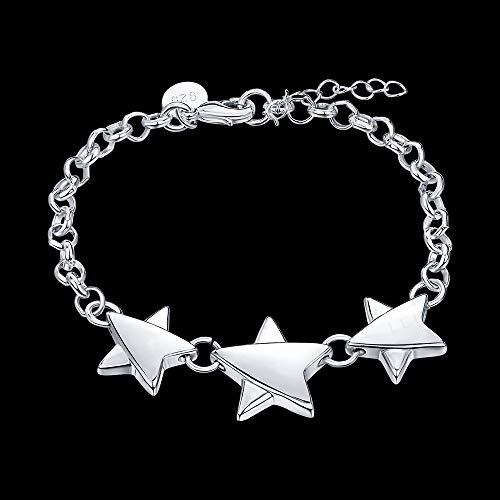 NANIH Home Europäische und amerikanische Schmuckmarken japanischen und koreanischen fünfzackigen Stern Armband