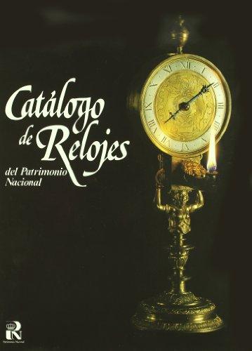 Catálogo de relojes del Patrimonio Nacional