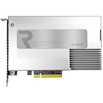 OCZ RevoDrive 350 Disque Flash SSD interne 960 Go PCI-Express Aluminium