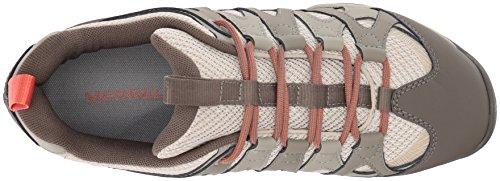 Merrell Siren Hex Q2, Stivali da Escursionismo Donna Oyster Grey