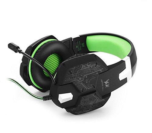 Etpark G1000-black+green-uk