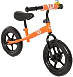 Childrens Balance Bike No Pedal Push Bicycle for Girls or Boys by Vilano
