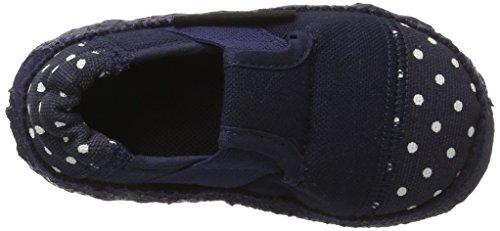 Nanga Punkt, chaussons d'intérieur fille Bleu foncé