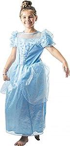 Fiesta Pro-Princess vestido bleuerobe de Princesa Azul, 8623179, 7-9años