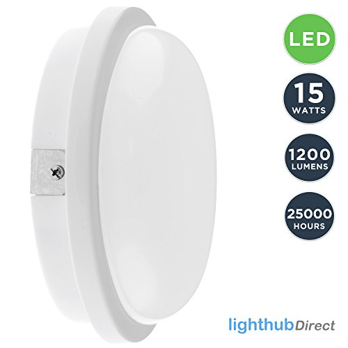 lighthub-15w-led-4000k-ip65-flush-wall-ceiling-mounted-round-dome-bulkhead-light-fitting-for-indoor-