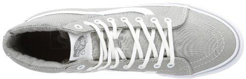 Vans U SK8-HI SLIM VQG38ZU Unisex-Erwachsene Sneaker Grau (frost grey/true white)