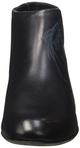 Neosens - Sultana 545, Stivali Donna Nero (Noir (Ebony))