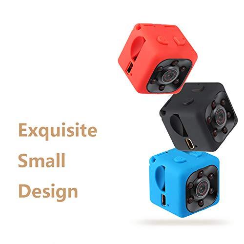 Springdoit-Telecamera-HD-1080P-per-visione-notturna-HD-rilevatore-di-movimento-esterno-per-videoregistratore-a-conchiglia-in-plastica-nero