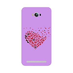 Phone Candy Designer Back Cover with direct 3D sublimation printing for Asus Zenphone Max ZC550kl