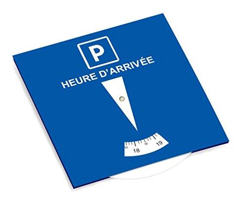 Disque stationnement zone bleue Offre de prix