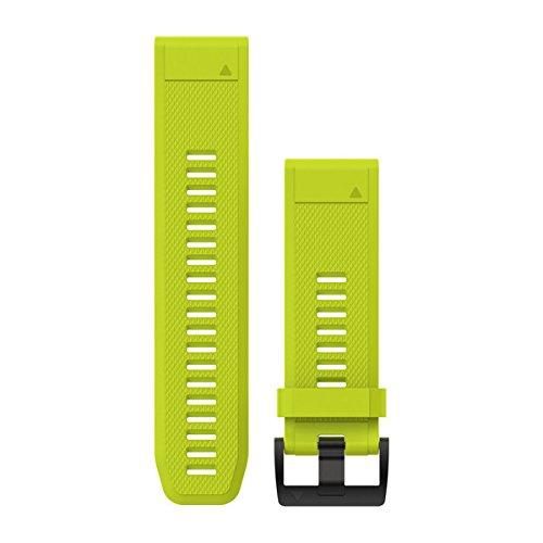 Garmin Quickfit-wechselarmband Silikon-Armband, Gelb, One Size, 010-12517-01