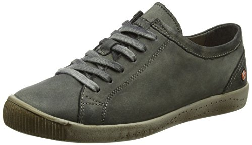 Softinos Damen Isla Sneaker Grey (Militar)