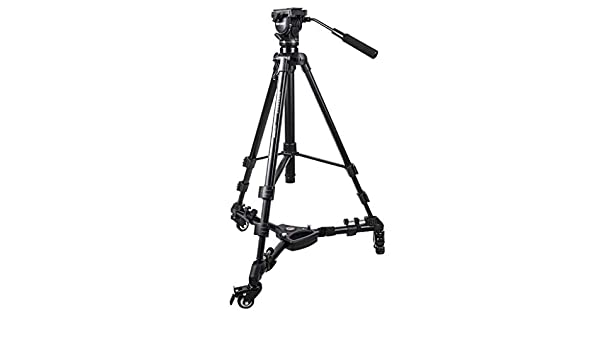 Color : D, Size : 880 XMP Camera Phone Tripod, Hydraulic Damping Stabilizer Travel Stand Holder for Smartphone /& Digital Camera Flexible