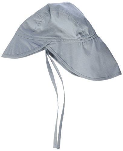 Wheat Unisex Baby Boy Sun Cap Sonnenhut, Blau (Ashley Blue 1011), M -