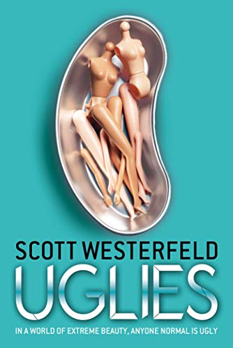 Book cover for Uglies