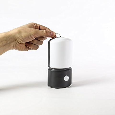 Außen/Innen Sicherheits-Wandlicht mit Bewegungsmelder und Montage-Kit, vielseitig aufhängbar, batteriebetrieben, LEDs weiß, 15,5cm, von Festive Lights
