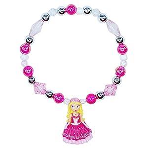 Pink Poppy Amapola Rosada Princesa Bonita Pulsera