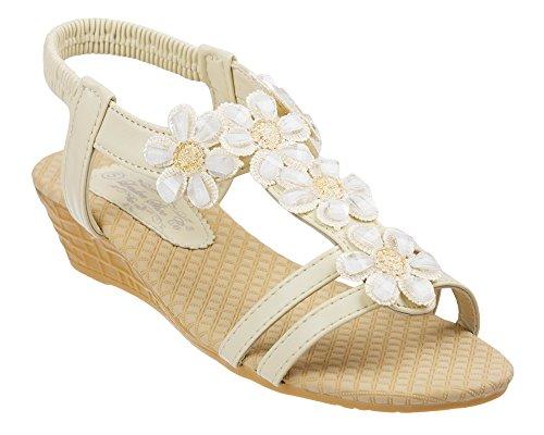 ladies-flower-jewelled-flat-sandals-comfort-design-with-sling-back-size-3-to-8-uk-5-uk-beige