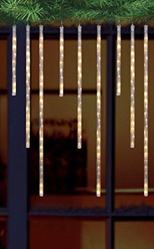 TrendLine LED-Wasserfall-Lichterkette mit 144 LED, für außen geeignet