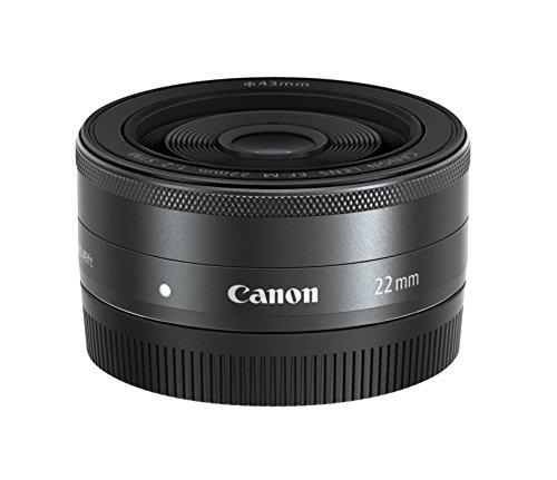 Canon EF-M 22mm f/2 STM Objektiv