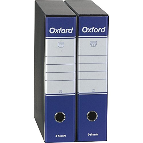 Esselte Registratori Oxford Blau Aktendeckel