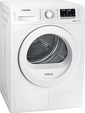samsung dv70m5020kw eg s che linge pompe chaleur 60 cm de haut entretien du tambour. Black Bedroom Furniture Sets. Home Design Ideas
