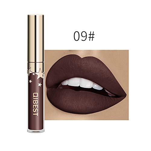 friendGG Sexy Long Lasting Lip Lingerie Matte Flüssiger Lippenstift Wasserdichter Lipgloss Makeup...