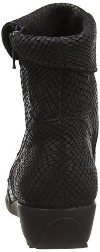 Mephisto-Chaussure Bottine-SEDDY Noir cuir 7900-Femme Black