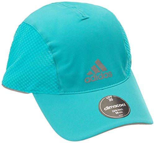 adidas Erwachsene Kappe Run CLMCO Cap, Blau, One size, 4056559198077 Polyester-schwimmen-kappen