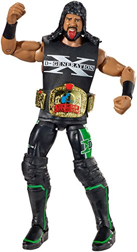 WWE Elite Collection X-Pac Action Figur [UK Import]