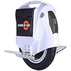 Monociclo eléctrico Kingsong ks-14C, color blanco