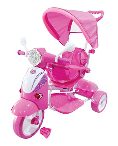 Triciclo Scooter C. Rosa GV-5192