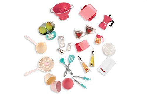 Our Generation Pegged Accessory - Cute as Pie Kitchen Playset by Our Generation Joseph Joseph Pie