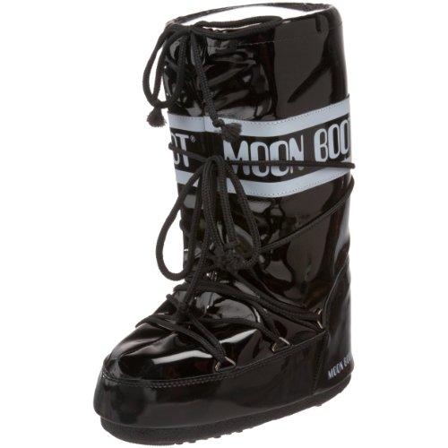 MOON BOOT Tecnica Vinil Nero/Bianco 42