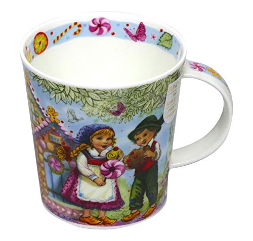 Dunoon Becher Lomond Fairy Tales Hänsel und Gretel 320ml Tal Bone China