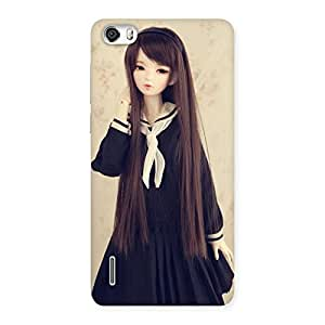 Neo World Long Haired Back Case Cover for Huawei Honor 6