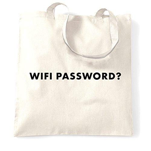 Geeky Tragetasche Wifi Passwort Slogan Internet Computer Smart-Phone Laptop (Laptop-tragetaschen Nette)