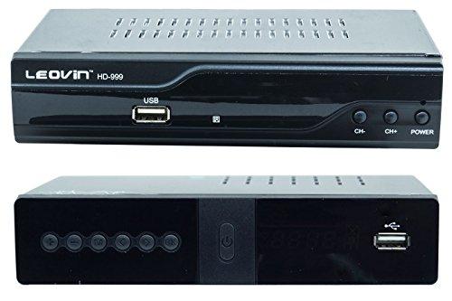 Terrestrischer Digital-Decoder mit Standard DVB-T2, TV, SCART, HDMI 1080P REG PVR HD 999 Mpeg4-decoder