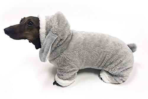 Midlee Kleiner Hund Bunny Hund Kostüm für Ostern Oder Halloween von, - Bunny Kostüm Hunde