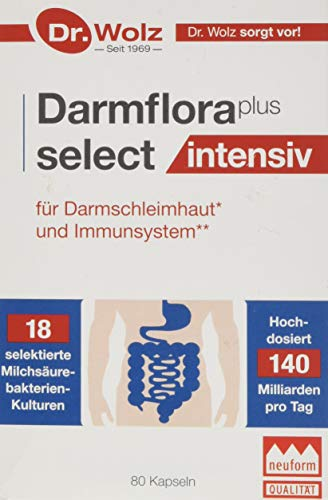 Darmflora plus select intensiv (80 Stk)
