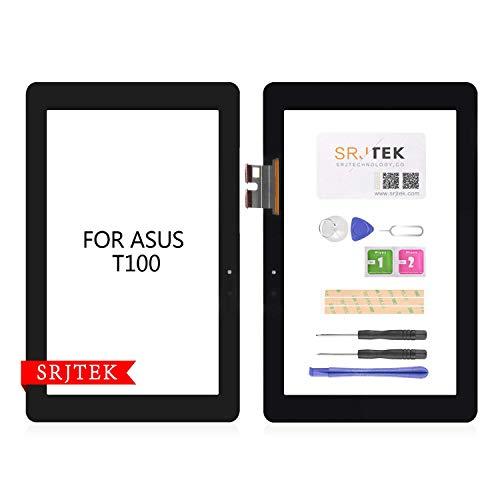 Panel digitalizador de Pantalla t/áctil Blanco de Repuesto para Samsung Galaxy Tab 4 10.1 SM-T530 T531 T535 preinstalado Adhesivo y Herramientas