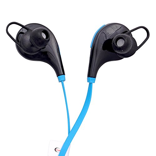 Antal-Impex-H9b-Stylish-Sports-bluetooth-Stereo-Earbuds-Headset-headphone-earphone-BlueBlack-Long-staby-and-talk-time-51-channel-hi-fi-sound-hands-free-calling-for-IOS-and-Android-smart-phones-laptops